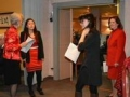 Guests were met by Lorraine Farkas, Lacey Sheng, Maggie Yan and Margaret McQuaig-Johnston