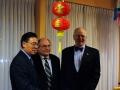 Li Dongwen, Gary Levy, David Burke