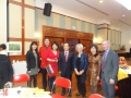 Ambassador Junsai with CCFS Guests
